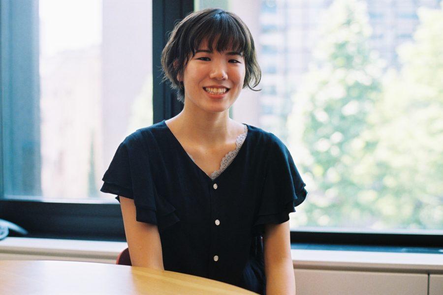 働くことで自己実現し、人びとの幸せに貢献する 有村奈津美さんインタビュー 【マーケティング】