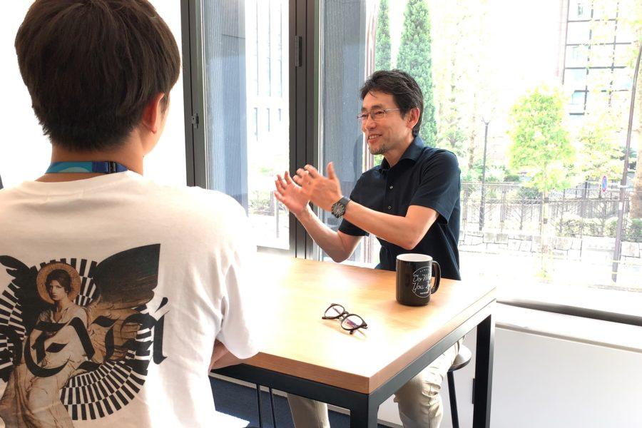 コーチングの第一人者・山田博さんと気の向くまま一時間対話してみた。 気付いたら「感情やエゴを抱えて生きる人間の愛おしさ」について話してた。