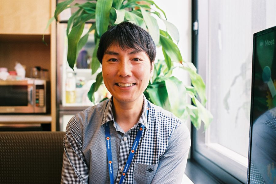 自律的に働く、ということについてのいくつかの対話  松田光憲さん【事業推進部 】